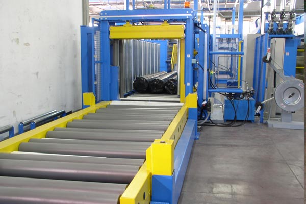 Automatic packaging systems