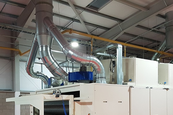 FHR Heat Recovery System